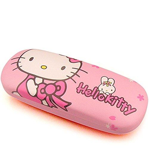 Hello Kitty Glasses Eyeglass Case Box ()