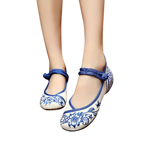 National characteristics Chinese wind ar - Costume Baby Doll Platform Shoes Shopping Results