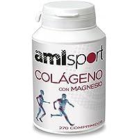 Colágeno hidrolizado AMLSPORT COLÁGENO CON MAGNESIO