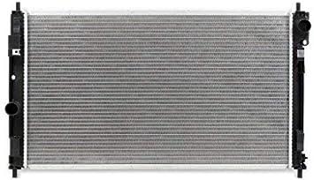 Aluminum Radiator OE Replacement for 07-16 200//Sebring//Avenger//Caliber dpi-2951