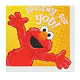 Elmo Lunch Napkins 16ct