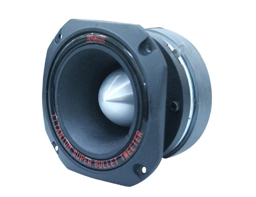 Absolute USA PBT43B 4-Inch Titanium Bullet High Compression Tweeter with 11 Oz Ferrite Magnet by Absolute (Image #5)