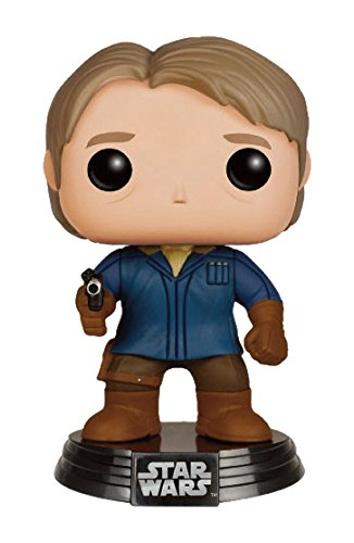 Loot Crate Exclusive Funko Pop #86 Star Wars Han Solo in Snow Gear The Force Awakens