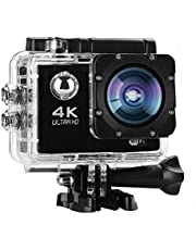 16MP 4K ultra HD 1080p WiFi waterproof 30m action Camera sports Cam Camcorder