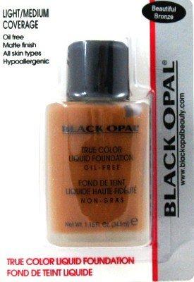 Black Opal True Color Liquid Foundation Beautiful Bronze 1.15 oz. (Case of 6)