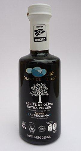 ACEITE OLIVO DEL CIELO 100% EXTRA VIRGEN VARIEDAD ARBEQUINA