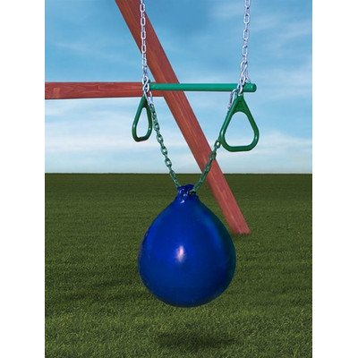 Buoy Ball withTrapeze Bar Accessory Color: (Gorilla Buoy Ball)