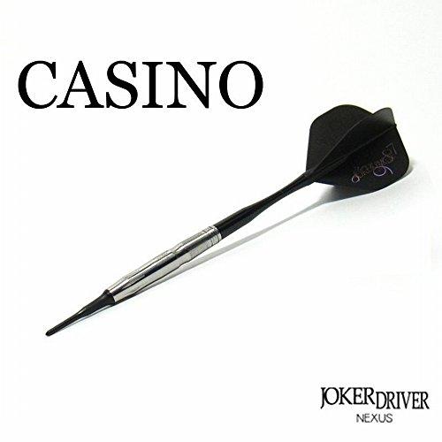 Joker Driver Nexus Scuderia CASINO (カジノ) フロント ソフトダーツ/バレル/矢の商品画像