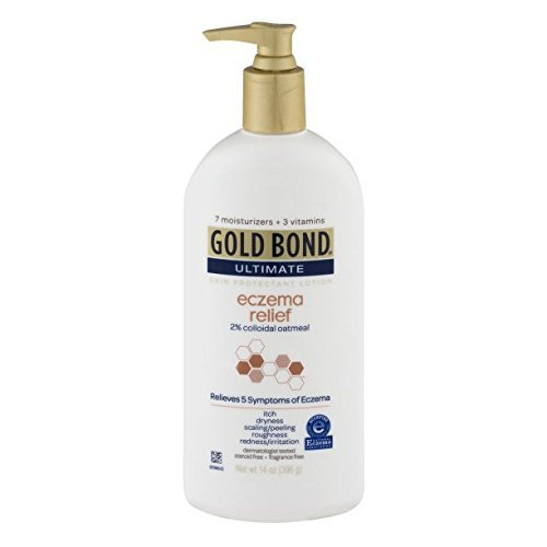 Gold Bond Ultimate Eczema Relief Cream 14 Oz (Pack of 2)