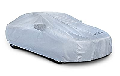 Coverking Custom Fit Car Cover for Select Plymouth Barracuda Models - Silverguard Plus (Silver)
