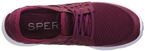 Sperry Burgundy Shoes Women's Mesh Sport 7 Seas xxqFaRH