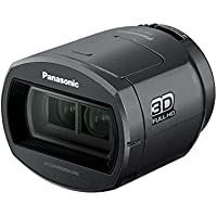 Panasonic VW-CLT2 3D Conversion Lens for HC-V700/HC-X800/HC-X900 Camcorders