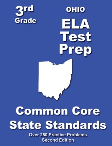 Ohio 3rd Grade ELA Test Prep: Common Core Learning Standards