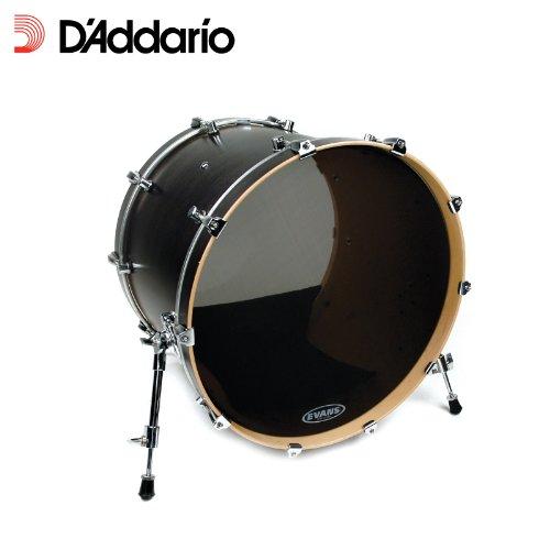 Evans Retro Screen Resonant Bass Drum Head, 22 - Pop Drum Head
