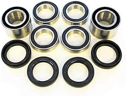 REAR DIFFERENTIAL SEAL ONLY KIT YAMAHA BIG BEAR 400 IRS 2007-2012 4X4 4WD