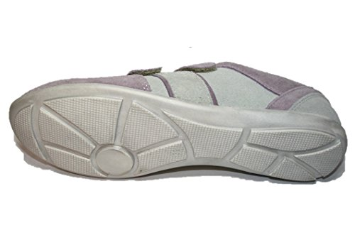 Juge-chaussures 72.4112.1291, chaussures basses fille-mauve/violet-mouse 1291)-taille 39