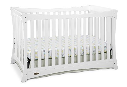 Bertini Tinsley Toddler Bed Conversion Kit Antique White