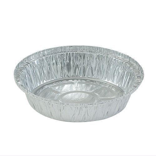 Nicole Home Collection 00567 Aluminum Round Pan, 7'' (Pack of 500)
