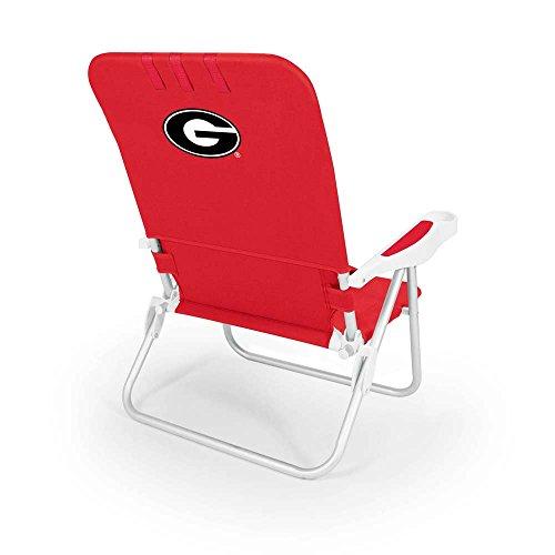 georgia bulldog beach chairs - 3