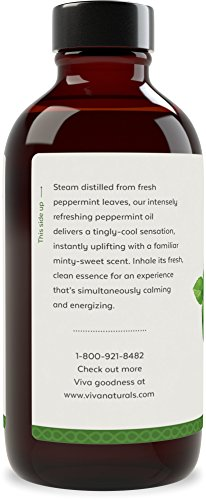 Viva-Naturals-Peppermint-Oil-4-oz-100-Pure-Therapeutic-Grade-Premium-Extract-of-Mentha-Piperita-for-Improved-Digestion-Breathing-Mood-and-More