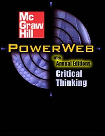 Critical Thinking Brooke Noel Moore Pdf