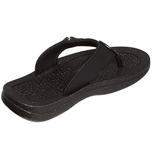 538db6f103af Skysole Boys Rugged PU Ring Thong Strap Sandals (See More Colors and Sizes)