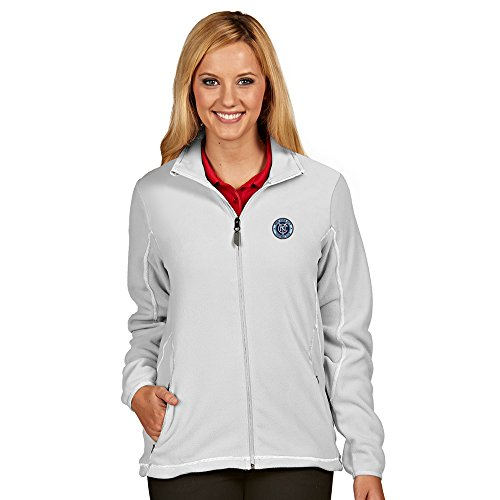 ANTIGUA WOMENS MLS NEW YORK CITY FC ICE JACKET WHITE EXTRA LARGE – DiZiSports Store