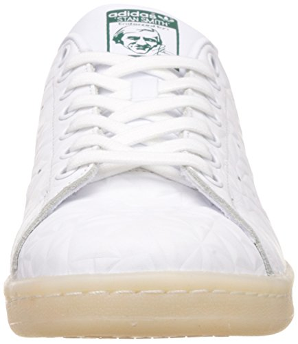 Baskets Cgreen Ftwwht Smith Homme Blanc Basses adidas Stan Ftwwht f7wqxEg