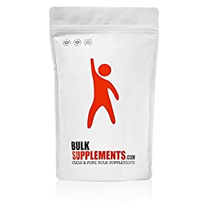 BulkSupplements Pure D-Aspartic Acid (DAA) Powder (250 grams)