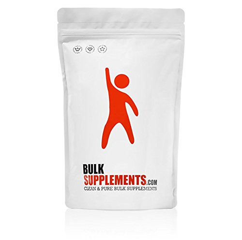 BCAA Branched Chain Essential Amino Acids Powder by BulkSupplements (250 grams) | 100% Pure 2:1:1 Instantized Formula | Pre/Post Workout Bodybuilding Supplement | Boost Muscle Growth