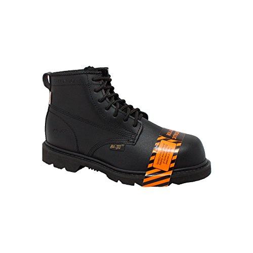 Adtec Mens 6 Composite Toe Boot Nero