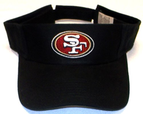 San Francisco 49ers Adjustable Reebok Visor - Osfa