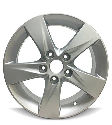 Light Alloy Rim - Hyundai Elantra 16 Inch 5 Lug 5 Spoke Alloy Rim/16x6.5 5-114.3 Alloy Wheel