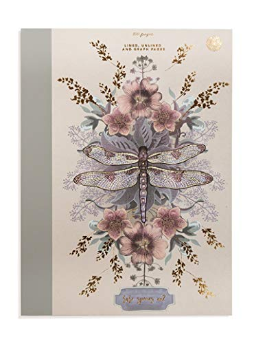 (Papaya Art Dragonfly Notebook (CNB019))