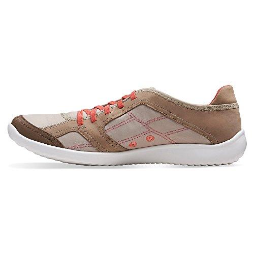 Clarks Womens Arbor Jade Walking Shoe New Brown