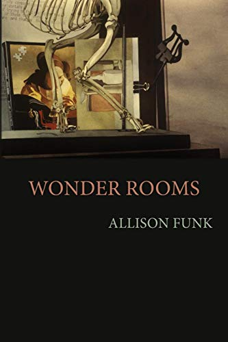 Cover of Wonder Rooms (Free Verse Editions)