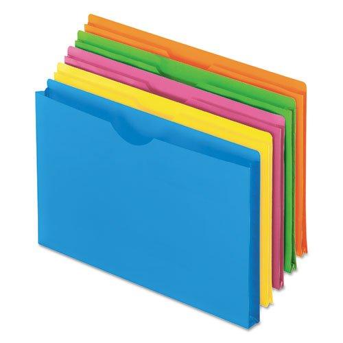 PFX50992 - Glow Poly File Jacket