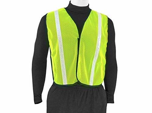 JORESTECH Emergency High visibility safety vest with reflective stripes (50 Vest, Yellow) by JORESTECH  (Image #1)