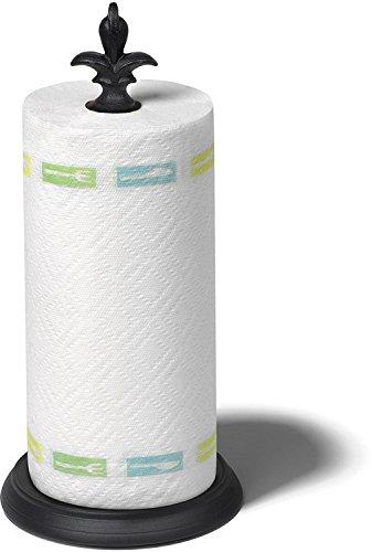 Fleur de Lis Paper Towel Holder (Paper Towel De Holder Lis Fleur)