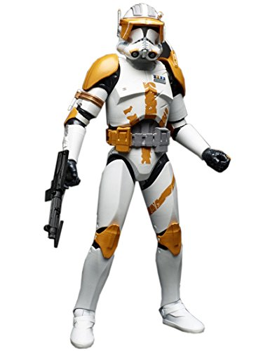 Star Wars Black Series 6 inches figures Commander Cody total