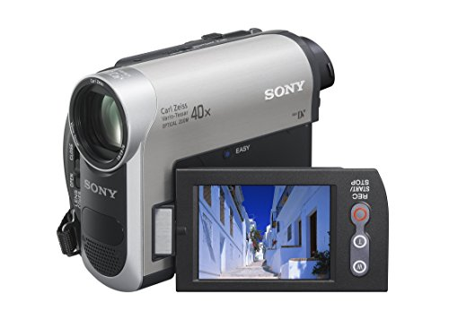 Sony DCR-HC38 MiniDV Handycam Camcorder with 40x Optical Zoom (Renewed)