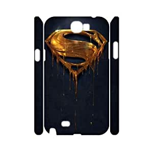 DDOUGS I superman Dropship Cell Phone Case for Samsung Galaxy Note 2 N7100, Personalised Samsung Galaxy Note 2 N7100 Case