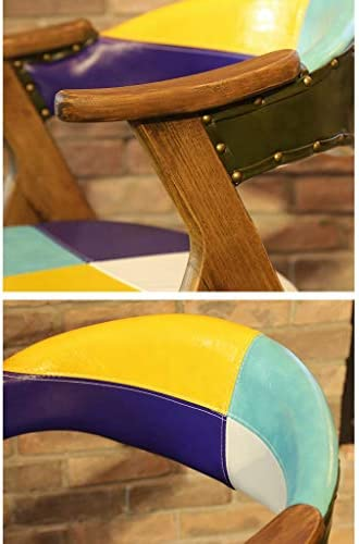 Président WGZ- Chaise de Salle, Chaise de Bureau Simple, créative Dossier, Chaise Loisirs, Maison Adulte Chaise de Salle Simple