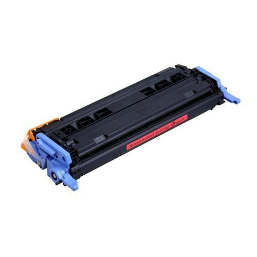 Compatible Magenta HP Toner Cartridge Q6003A (2,000 Page Yield) for Canon LBP 5000, HP Color LaserJet 1600, HP Color LaserJet 2600n, HP Color LaserJet 2605dn, Office Central