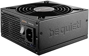 be quiet BN639 SFX L Power 600W 80 Plus Gold Power Supply for Mini ITX Pcs and Compact Gaming Systems