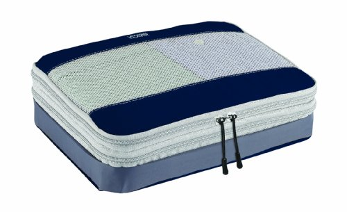 Lewis N. Clark Featherlight Expandable Packing Cube, Midnight Blue, One ()