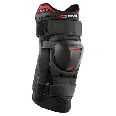 ( EVS SX01 Knee Brace X-Large Black)
