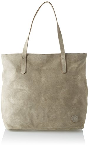 Timberland Damen Tote Bag, 14.5x36.5x39.5 centimeters Beige (Croissant)