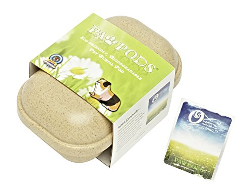 Paw Pods Biodegradable Pet Burial