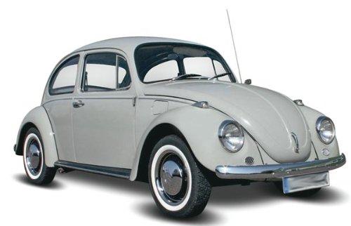Revell '68 Volkswagen Beetle Plastic Model Kit (Volkswagen Model Car compare prices)